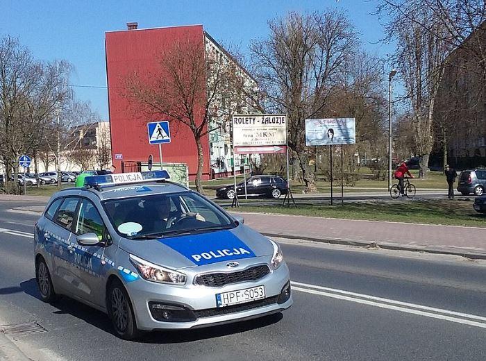 Policja Siem. Śląskie: Sprawne działania policjantów doprowadziły do błyskawicznego zatrzymania sprawcy włamania do mieszkania